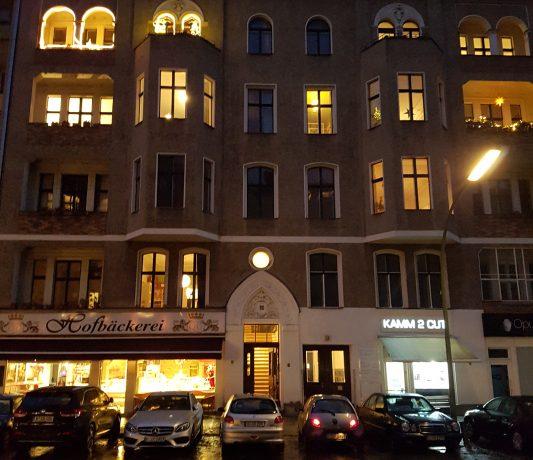 Wohnhaus in Schöneberg